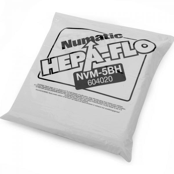 Pk of 10 5BH HepaFlo Bags to fit 900/2