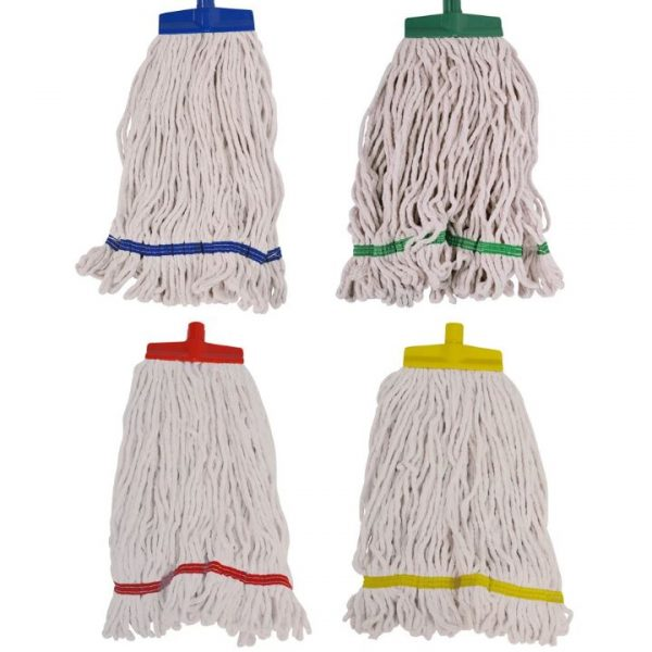 SYR Kentucky Stay-Flat 16oz Cotton & Synthetic Blended Yarn Mop Head