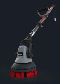 Motor Scrubber - Gen3 Battery Driven Scrubber with Medium Handle No Spray