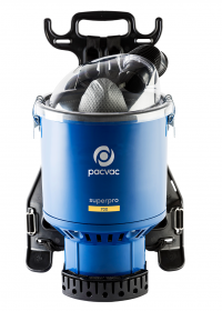 Superpro 700 Pacvac Back Pack Vacuum Cleaner 240v