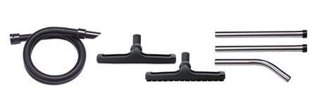 Numatic WVD900-2 240v Vacuum Cleaner c/w Hose S/S Wand & Floor Tools-5629