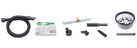 HZDQ900-2 240v Hazardous Dust Vacuum c/w Kit