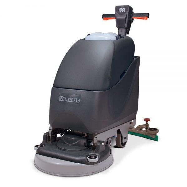 TGB4055 Battery Scrubber Dryer 40L Capacity 550mm Cleaning Width