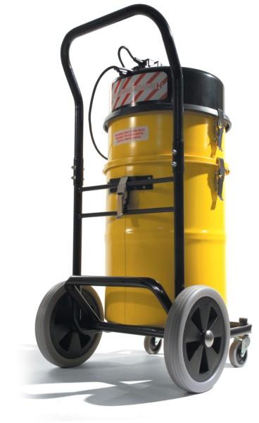 HZ750-2 240v Hazardous Dust Vacuum Cleaner c/w Hose Dusting Brushes & Crevice Tool-547