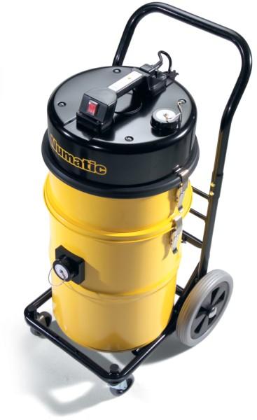 HZD750-2 240v Hazardous Dust Vacuum c/w Hose Dusting Brushes & Crevice Tool-566