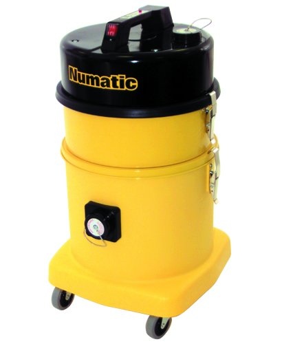 Numatic HZ570-2 Hazardous Dust Vacuum Cleaner complete with Kit
