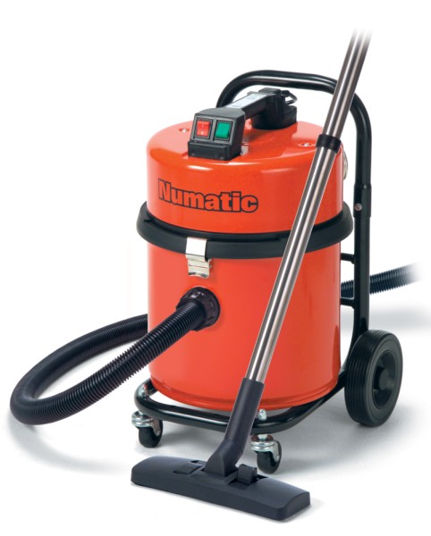 Numatic Steel Cased NQS350B-21 Vacuum