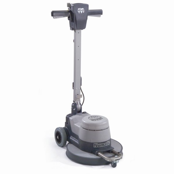240v Numatic NRU1500 Floor Polish Floor Burnisher c/w Drive Board