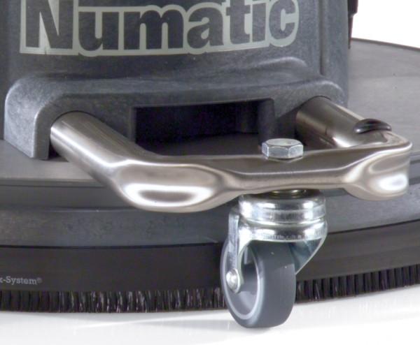 240v Numatic NRU1500 Floor Polish Floor Burnisher c/w Drive Board-1380