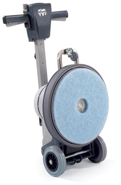240v Numatic NRU1500 Floor Polish Floor Burnisher c/w Drive Board-1378