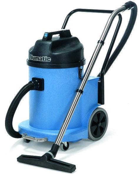 Numatic WVD900-2 240v Vacuum Cleaner c/w Hose S/S Wand & Floor Tools-0