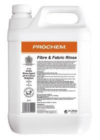 5L Fabric & Fibre Rinse Prochem