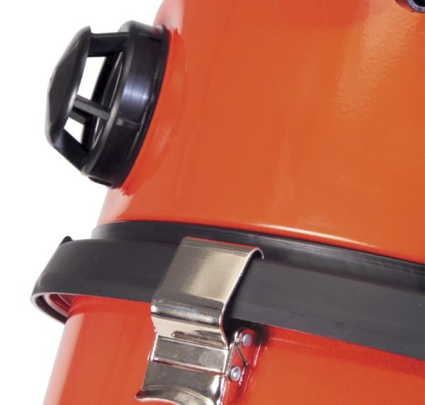 STEEL CASED COMMERCIAL VACUUM CLEANER NQS250-B2 240v