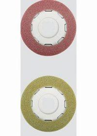 Sebo Red/Yellow Restoration Pads