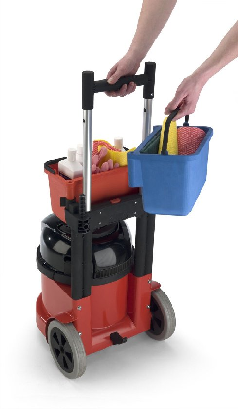 PPT220A Trolley Vac c/w A1 Kit 230v New Model-2950