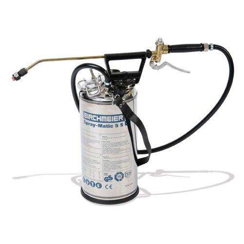 5L Birchmeier Sprayer c/w 8004 Jet & V S