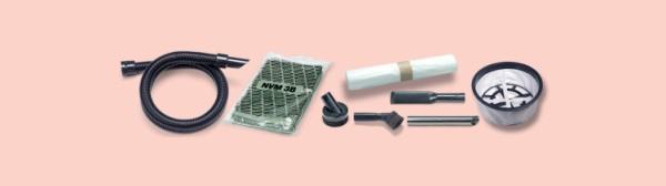HZ570-2 240v Hazardous Dust Vacuum Cleaner c/w Hose Dusting Brushes & Crevice Tool-524