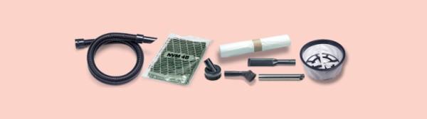 HZ750-2 240v Hazardous Dust Vacuum Cleaner c/w Hose Dusting Brushes & Crevice Tool-545