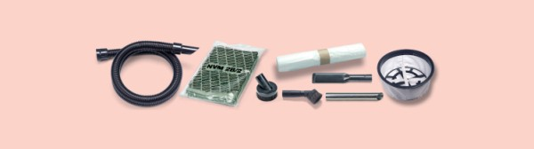 HZ350-2 240v Hazardous Dust Vacuum Cleaner c/w Hose Dusting Brushes & Crevice Tool-474