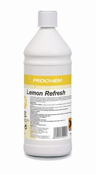 1L Lemon Refresh Carpet Perfume