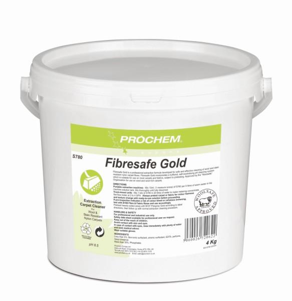 Fibresafe Gold Powder Detergent 4Kg Tub-0