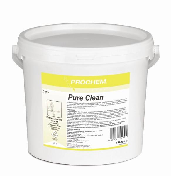 Pureclean 4kg Powder Detergent-0