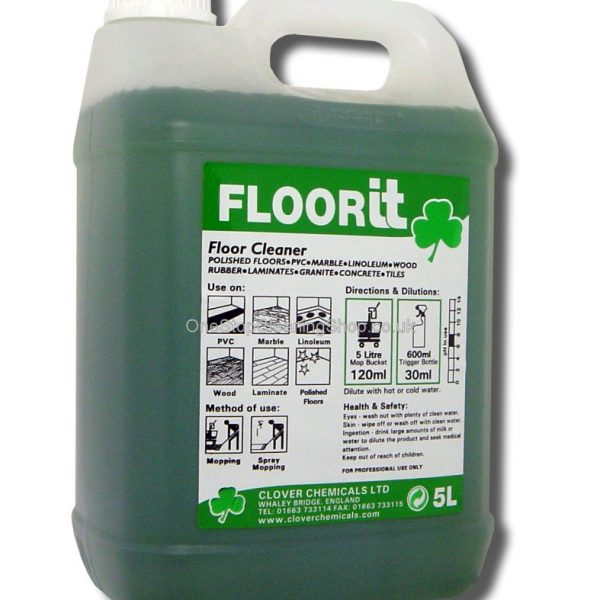 5L Floor It Neutral Floor Cleaner