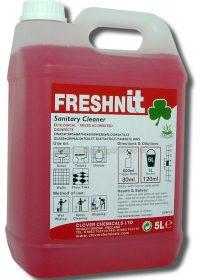 5L Freshen It Washroom Cleaner De-odouriser & Sanitiser