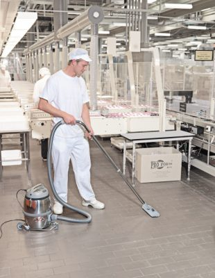 Nilfisk GM80P Professional Steel Cased Vacuum Cleaner