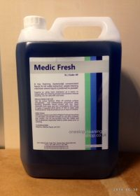 5L Medic Fresh Carpet Detergent 1:100