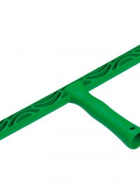 "Unger 14"" T-Bar Window Cleaning Frame - Green Plastic"