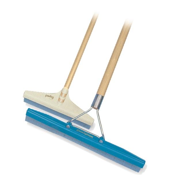 """18"""" Grandi carpet rake with handle-0"""
