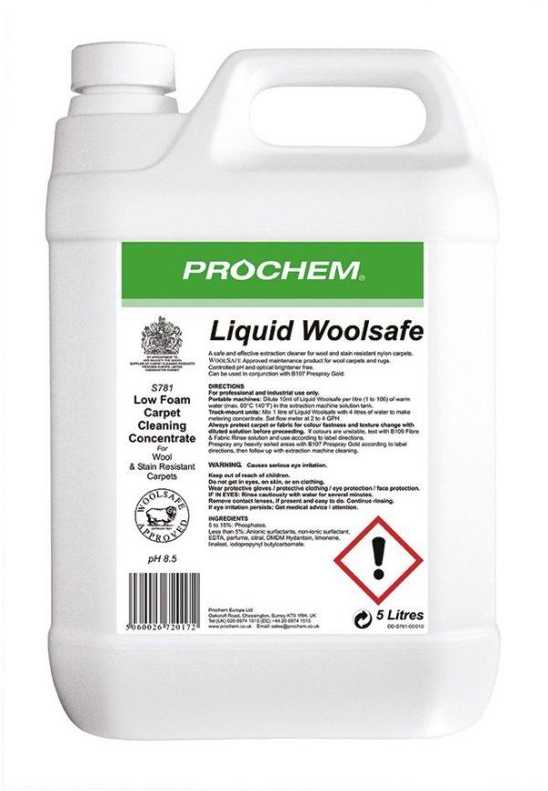PROCHEM LIQUID WOOLSAFE 5L
