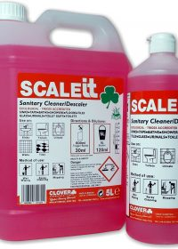 Clover Scale It Descaler & Washroom Cleaner Chemical