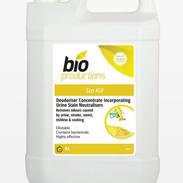Bio Productions Sta-Kill Deodoriser Concentrate Chemical