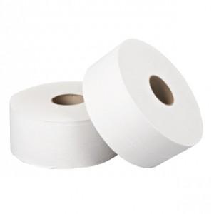 Micro Jumbo Toilet Rolls 2ply x 24 125m ITR031
