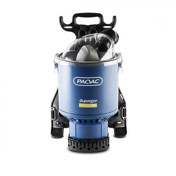 Superpro 700 Pacvac Back Pack Vacuum Cleaner 240v