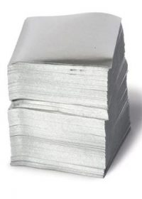 1000 Foil Furniture Feet Carpet Protector Pads