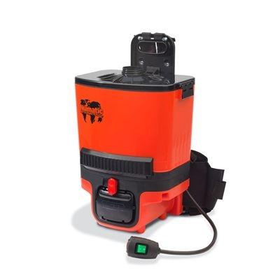 RSB140 Numatic Battery Back Vac c/w 1 Battery 1 Charger & AA30E Kit