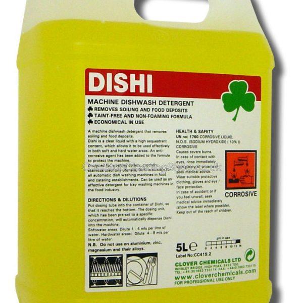 5L Dishi Dishwasher Detergent