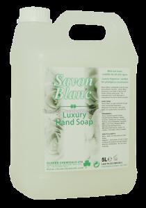 Clover Savon Blanc White Pearlised Liquid Soap