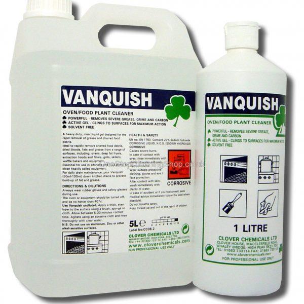 Vanquish HD Oven Cleaner