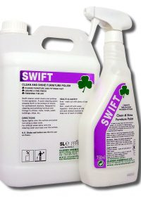 Clover Swift Liquid Furniture Polish