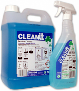 Clover CleanIT Spray & Wipe