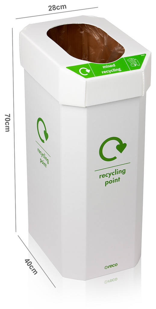 COMBIN RECYCLING BINS