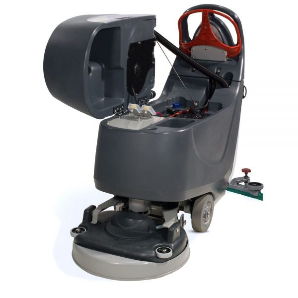 NUMATIC TWINTEC BATTERY TTB6055 SCRUBBER DRYER