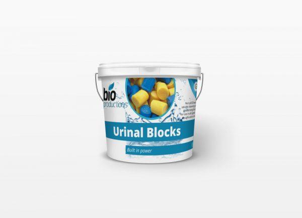 URINAL LEMON CHANNEL BLOCKS BIO PRODUCTIONS 3 KG