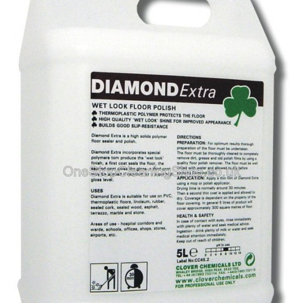 5L Diamond Extra Floor Polish