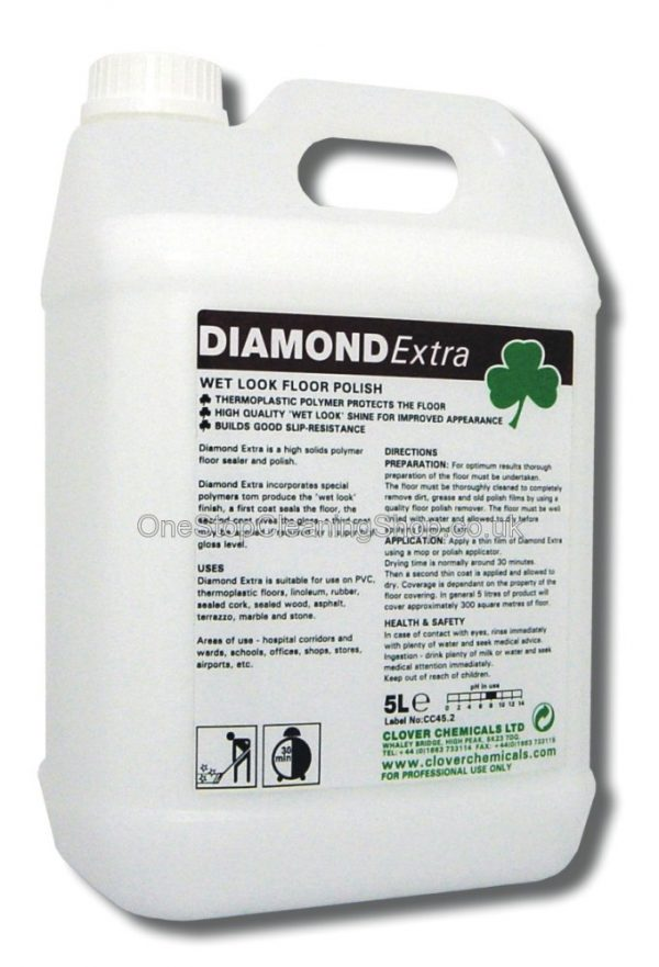 DIAMOND EXTRA CLOVER CHEMICALS