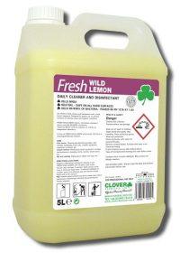 Fresh Wild Lemon 5L - Cleaner Disinfectant